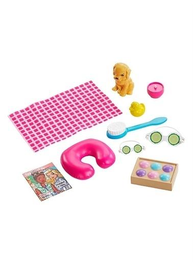 Barbie  Wellness - 'Nin Spa Günü Bebekleri Gjg55 Renkli